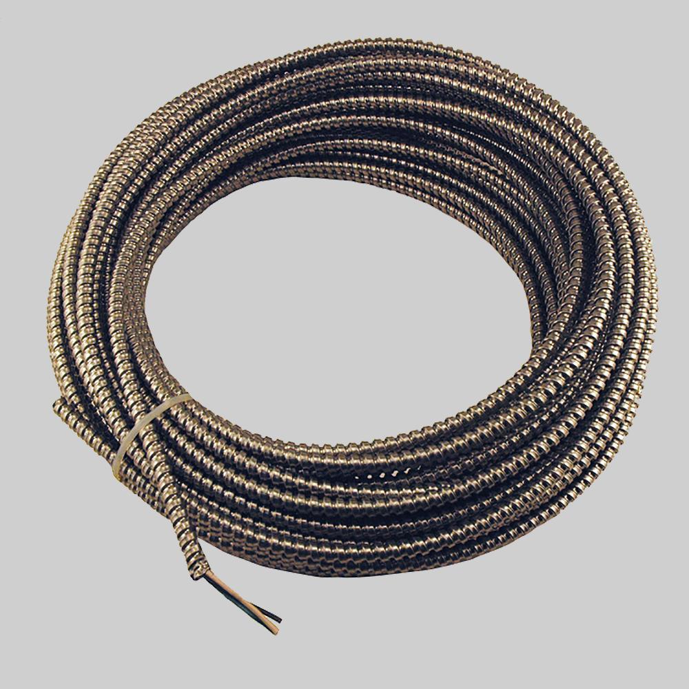 Aluminum Armored Mc Cable U L Listed Diversitech