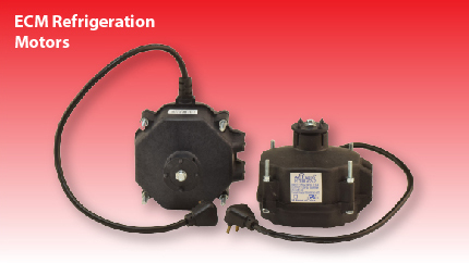 ECM Refrigeration Motors