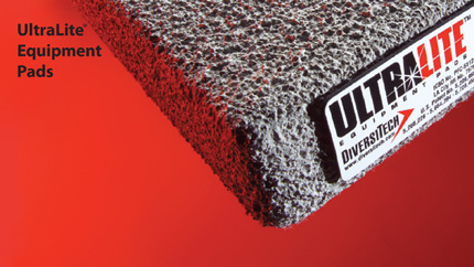 UltraLite® Lightweight Concrete Equipment Pads