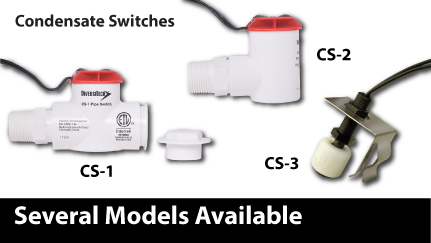 Condensate Switches