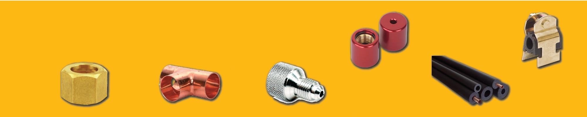 Refrigerant Line Components   Diversitech