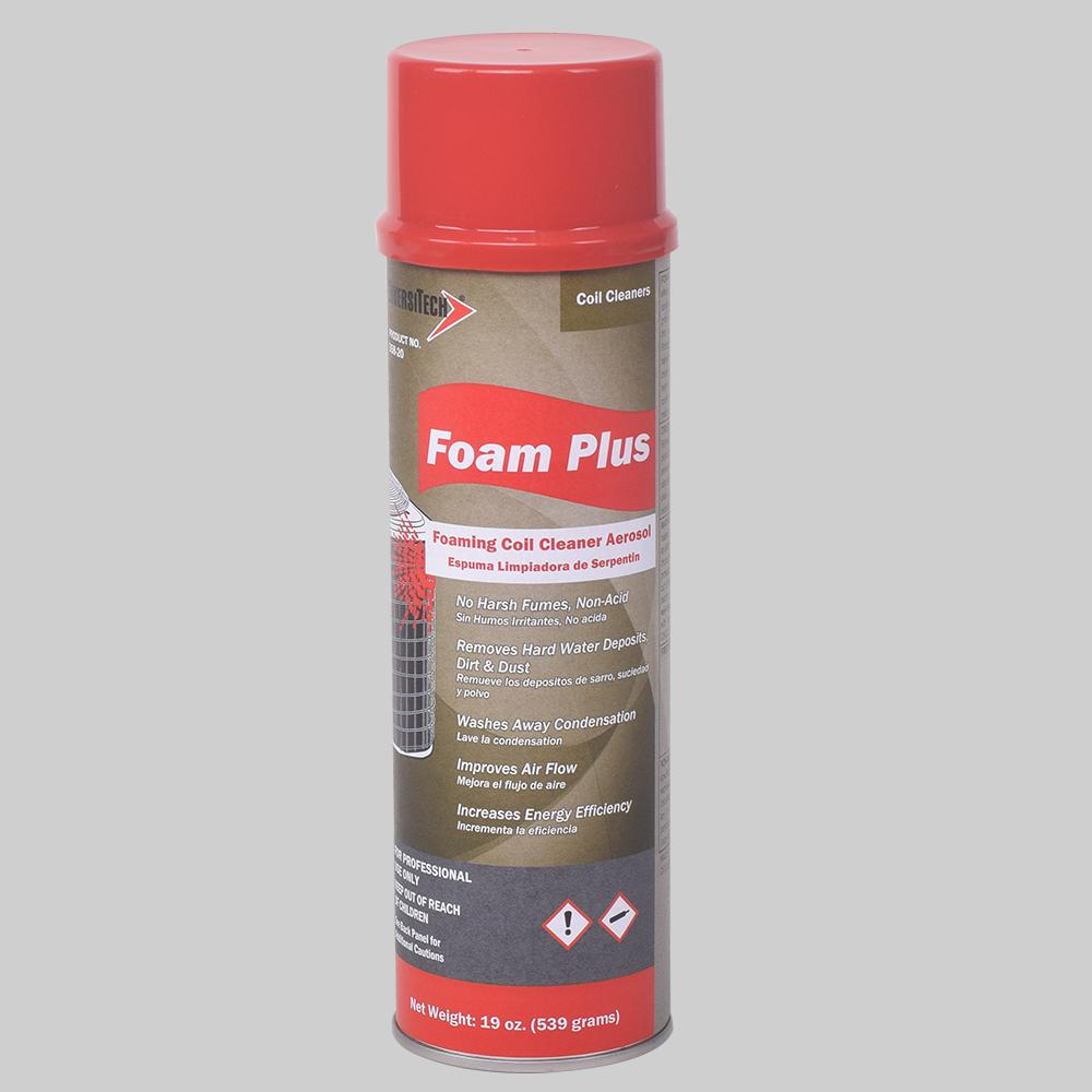 Foam Plus Aerosol Foaming Coil Cleaner Diversitech