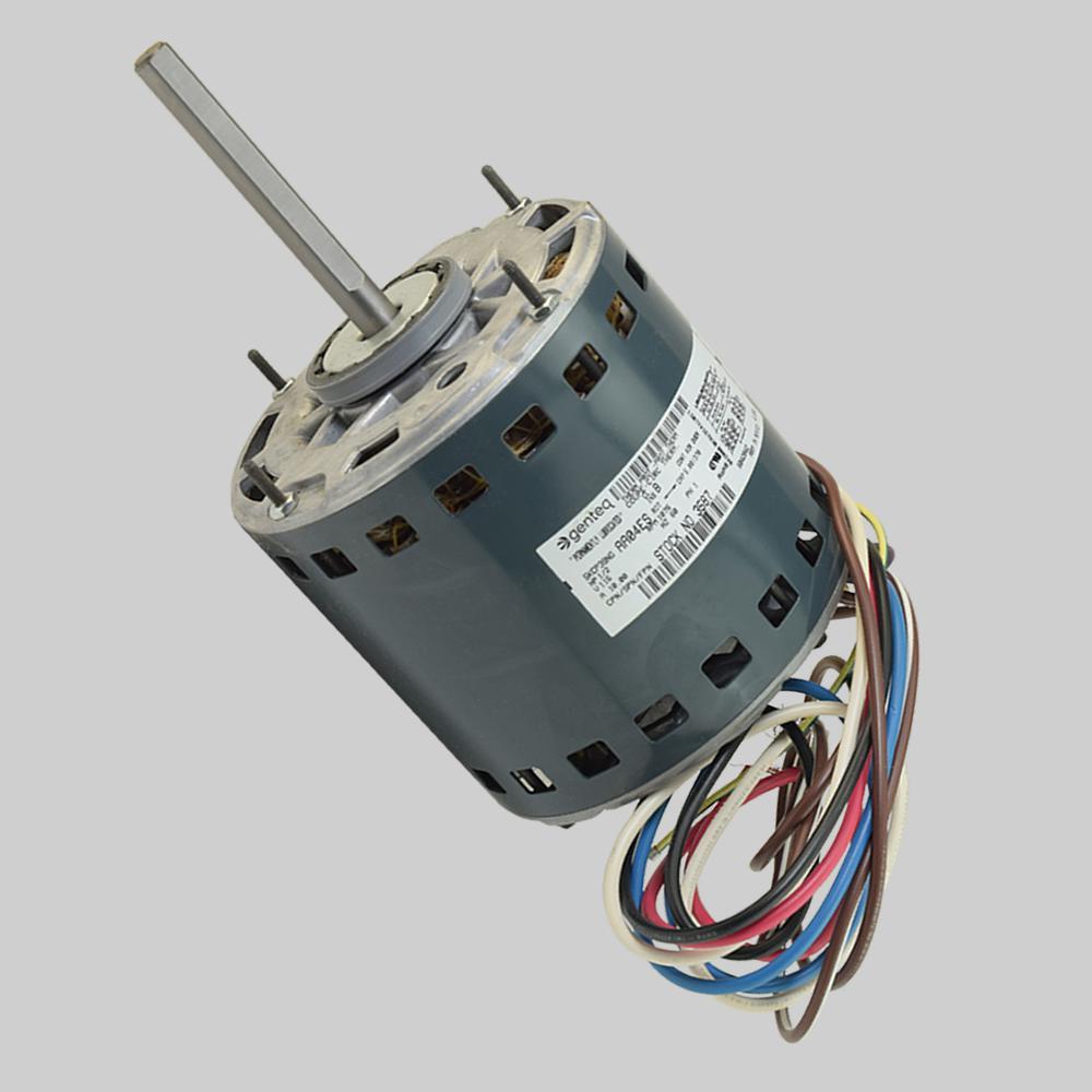 Genteq Motors Hvac Wiring Diag | Wiring Diagram