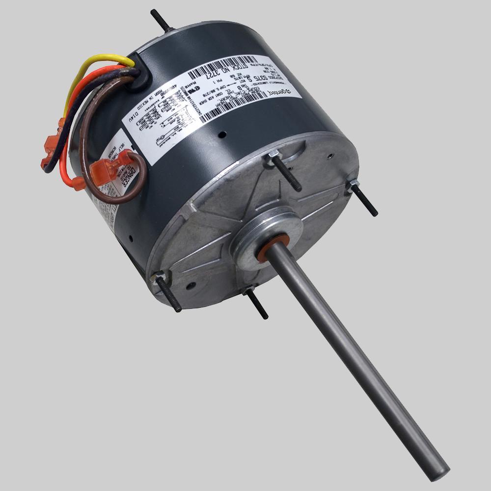 Condenser Fan Motors, Single Speed - Genteq   Diversitech