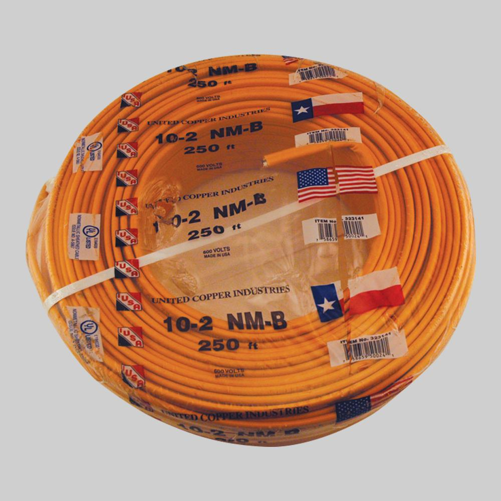 Non-metallic Sheathed Cable (Romex Wire) | Diversitech
