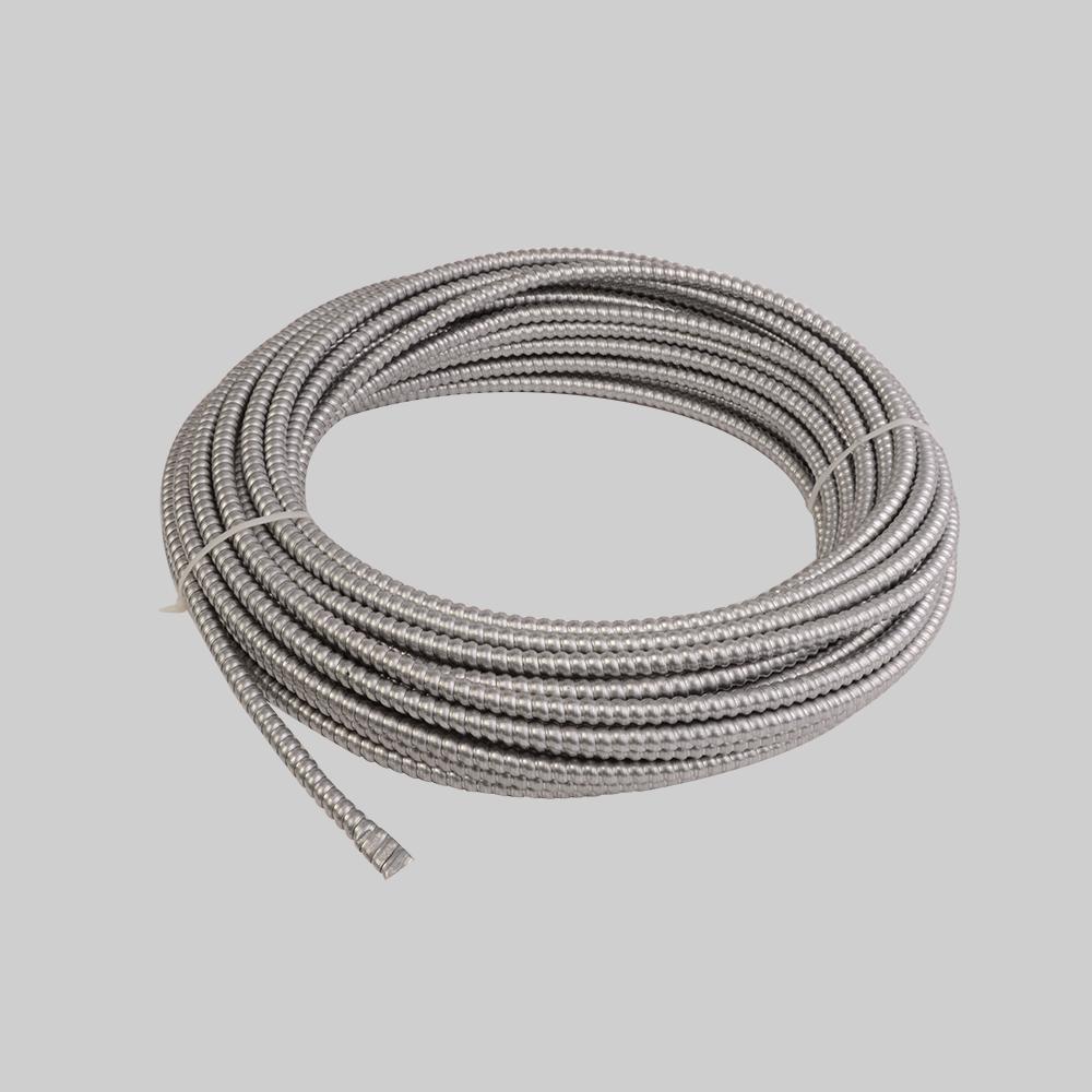 Aluminum Armored MC Cable, U.L. listed   Diversitech