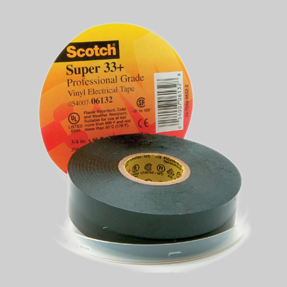 Scotch 3M Super 33+ Electrical Tape | Diversitech