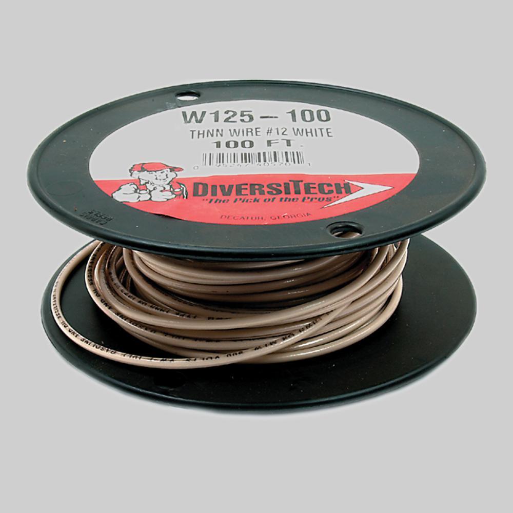 Stranded Copper Wire on Spool   Diversitech