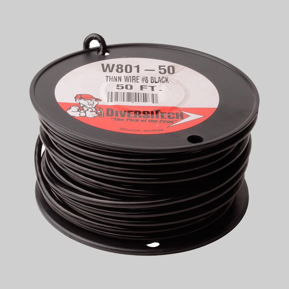 Stranded Copper Wire on Spool | Diversitech