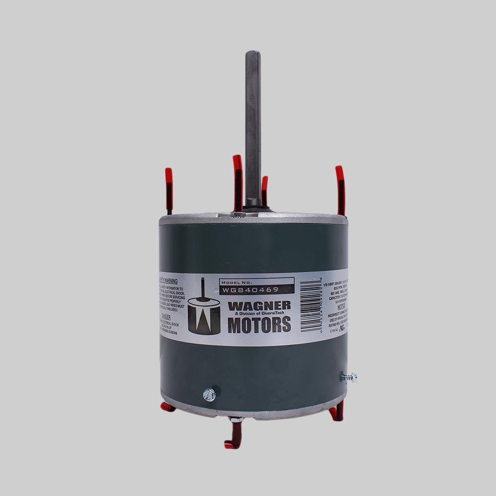 Multiple Horsepower Condenser Fan Motors   Diversitech on