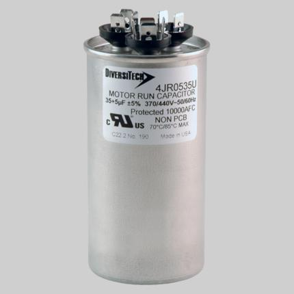 Motor Run Capacitors (USA Made)