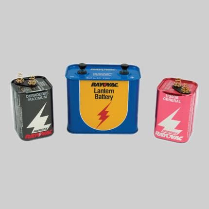 Batteries By Rayovac®