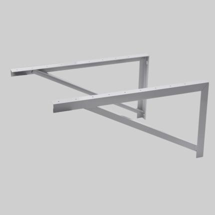 Air Conditioning Angle Iron Wall Brackets