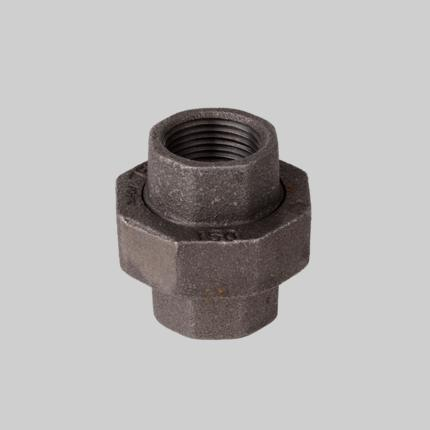 Malleable Black Iron Pipe Fittings
