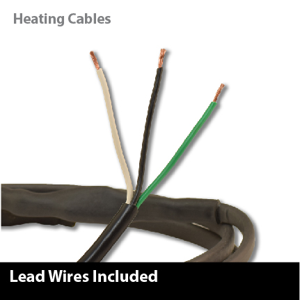 19.69 Diversitech HC-06 120V Self Reg Heat Cable