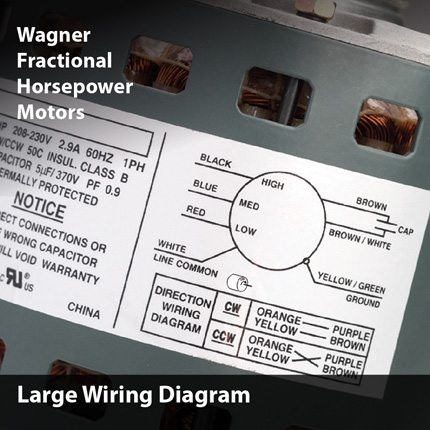 sub category diversitech Single Phase Motor Wiring Diagrams Wagner Motor Wiring Diagram #2