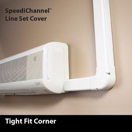 Speedichannel Line Set Cover Diversitech