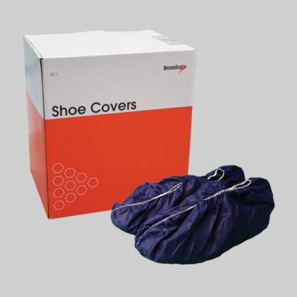 Shoe Covers and Surface Protection