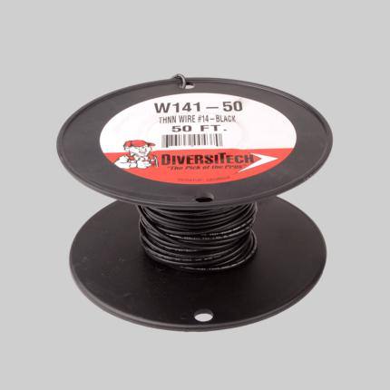 Stranded Copper Wire on Spool